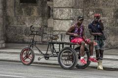 Cuba, de Mensen - Havana 18