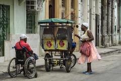 Cuba, de Mensen - Havana 19