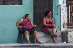 Cuba, de Mensen - Santiago 02