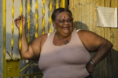 Cuba, de Mensen - Santiago 06