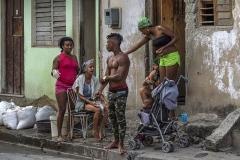 Cuba, de Mensen - Santiago 09
