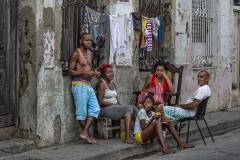 Cuba, de Mensen - Santiago 10