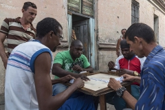Cuba, de Mensen - Santiago 13