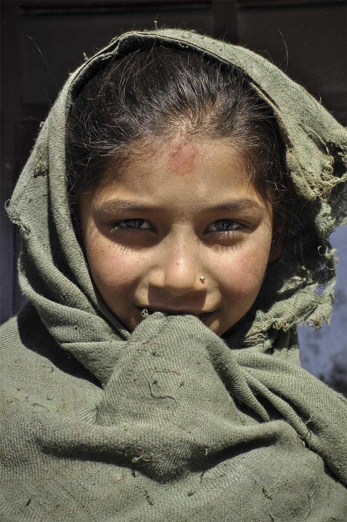 Meisje, Nepal