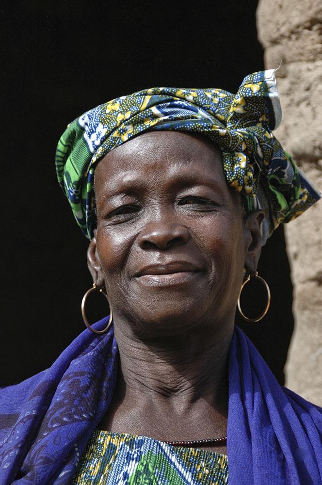 Vrouw, Segoukoro -Mali