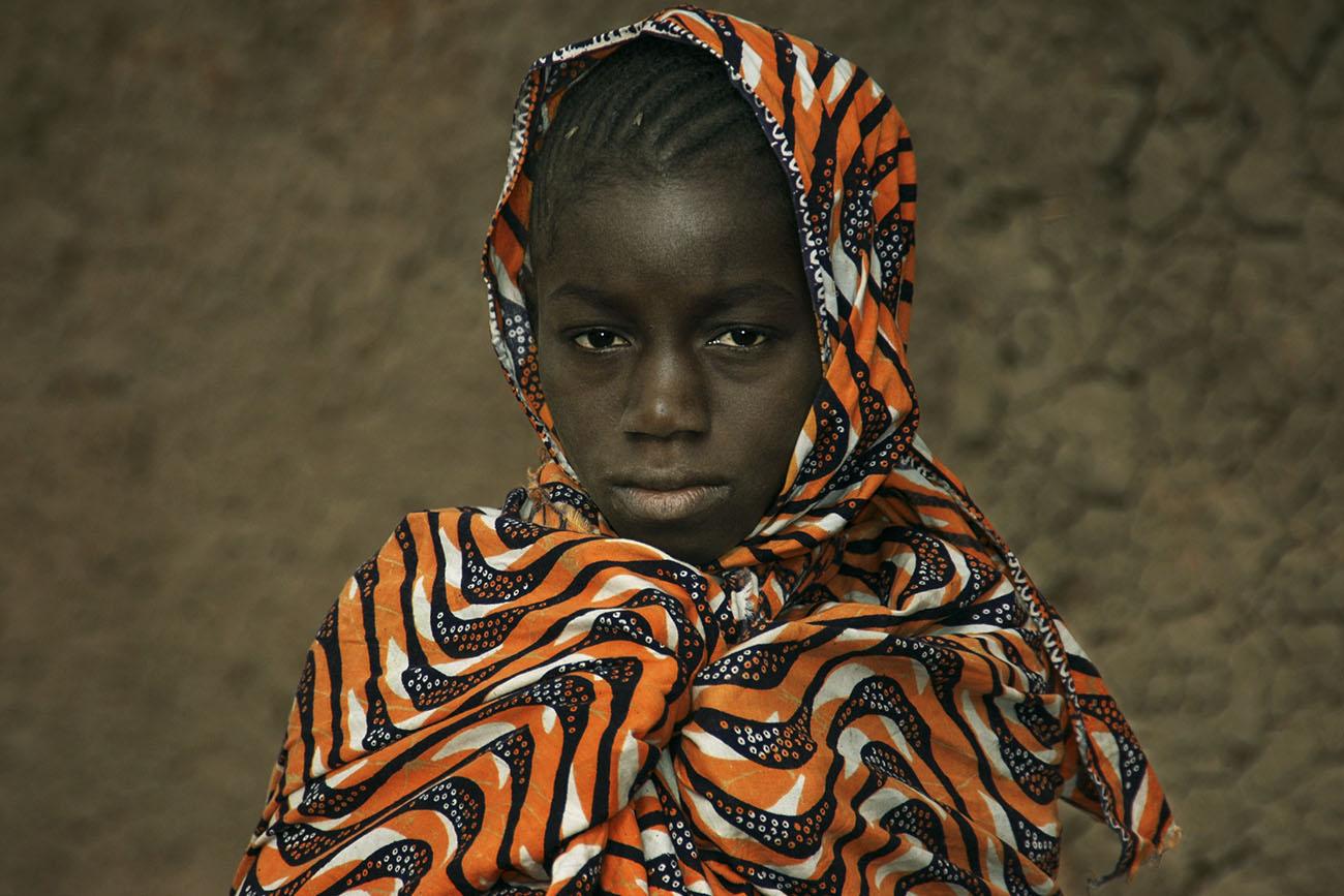 Meisje, Sirimou -Mali