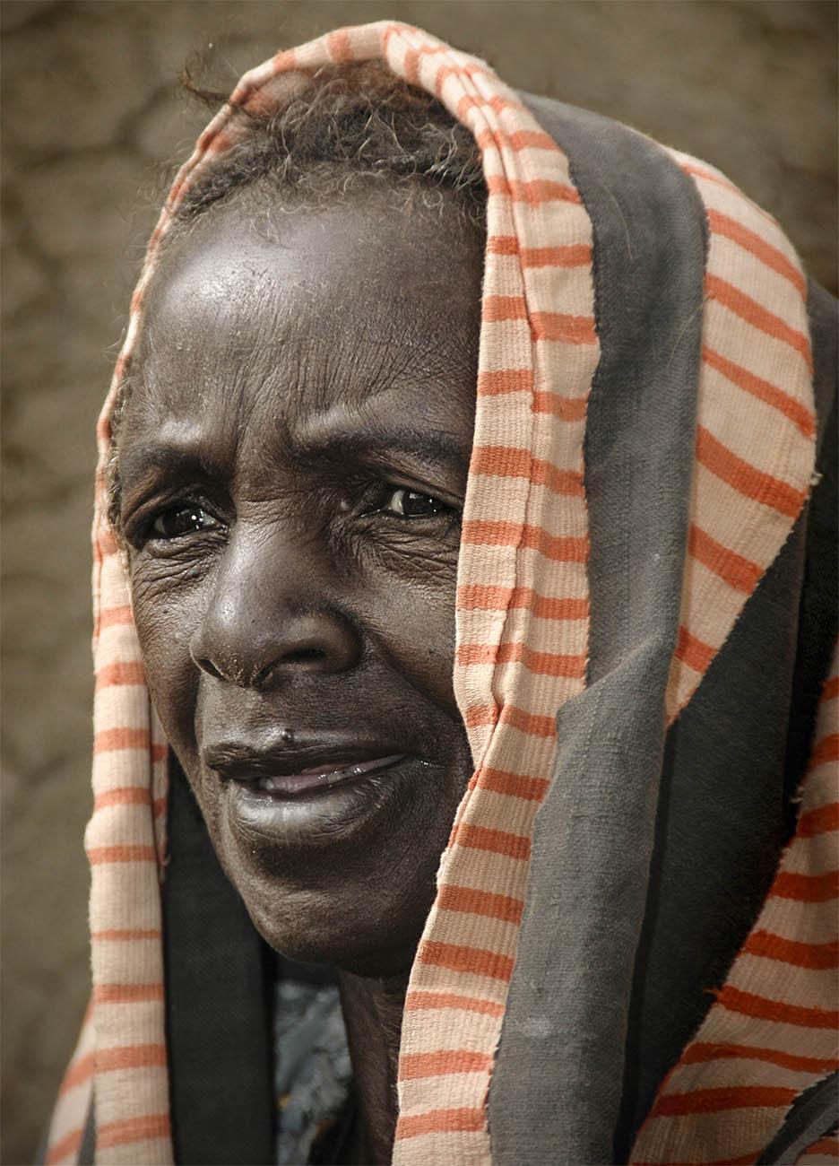 Vrouw,  Sirimou-Mali