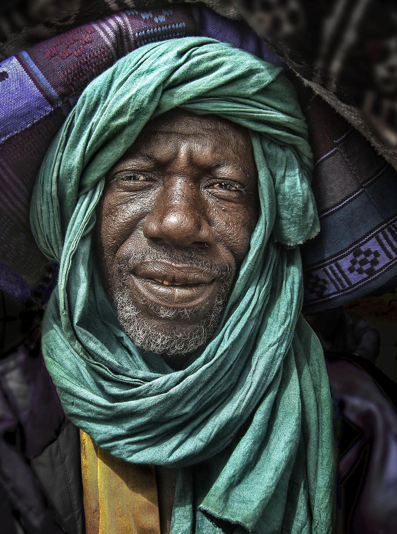 Kledenverkoper, Mali